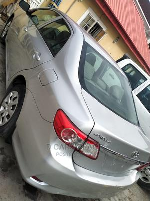 Toyota Corolla 2012 Silver | Cars for sale in Lagos State, Lekki