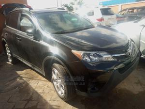 Toyota RAV4 2014 Black | Cars for sale in Lagos State, Ojo