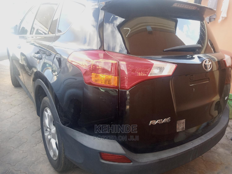 Toyota RAV4 2014 Black   Cars for sale in Ojo, Lagos State, Nigeria
