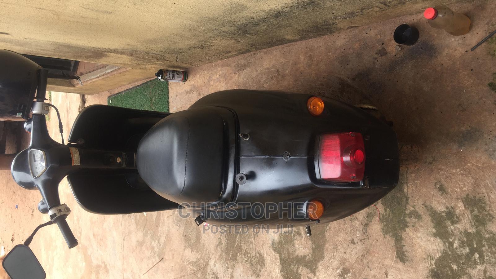 Honda 2014 Black | Motorcycles & Scooters for sale in Benin City, Edo State, Nigeria