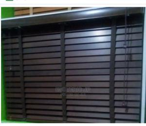 1.25m X 1.45m Venetian Wooden Blinds   Home Accessories for sale in Rivers State, Port-Harcourt