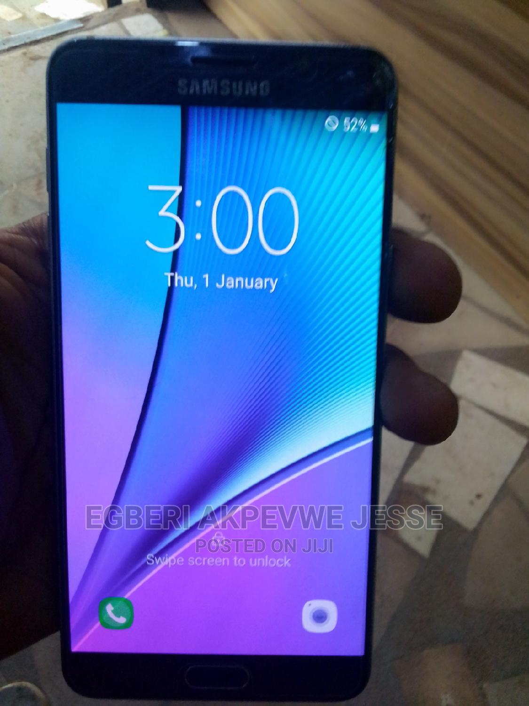 Archive: Samsung Galaxy Note 5 32 GB Blue