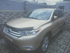 Toyota Highlander 2011 Limited Gold | Cars for sale in Lagos State, Surulere