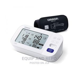 Omron M6 Comfort Automatic Upper Arm Blood Pressure Monitor   Medical Supplies & Equipment for sale in Edo State, Benin City
