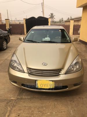 Lexus ES 2004 330 Sedan Gold | Cars for sale in Oyo State, Oluyole