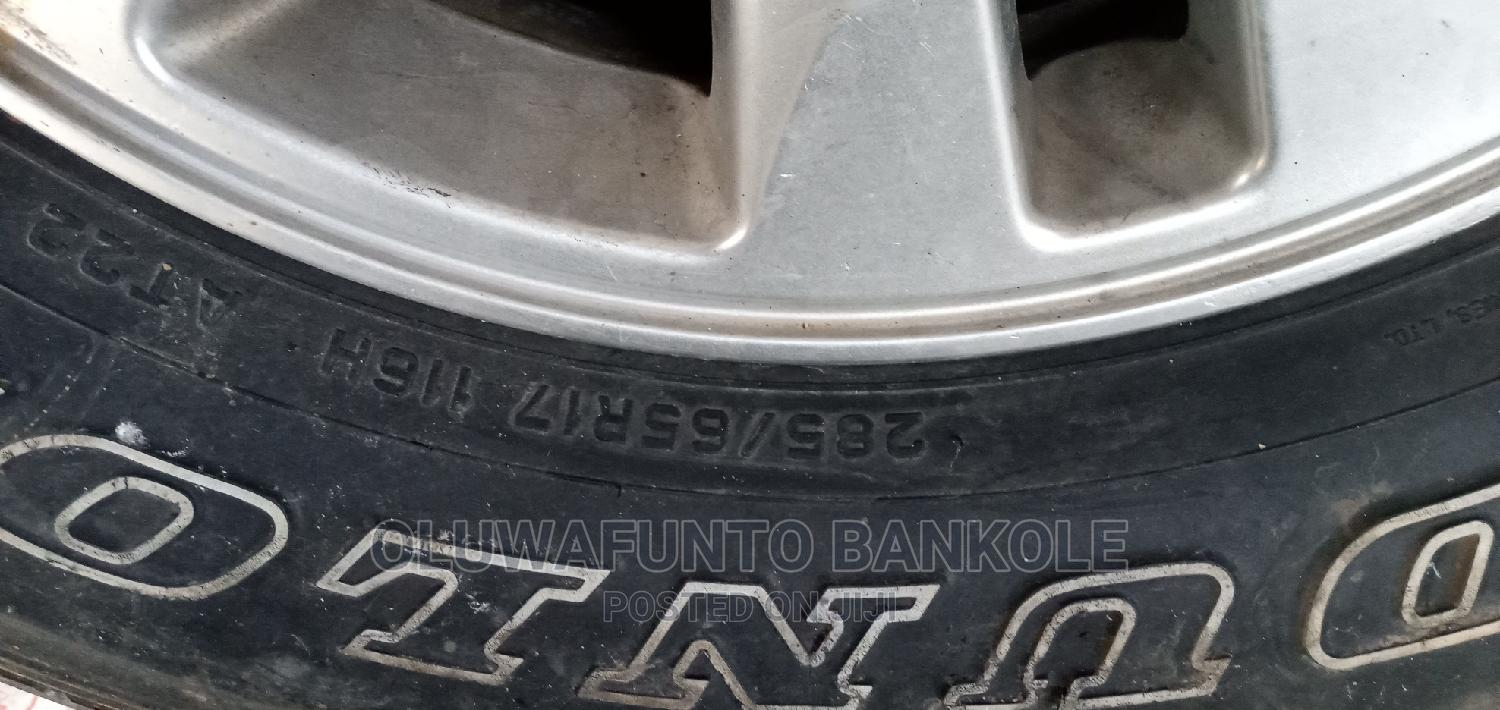 Archive: Alloy Rims and Tires for Sale.