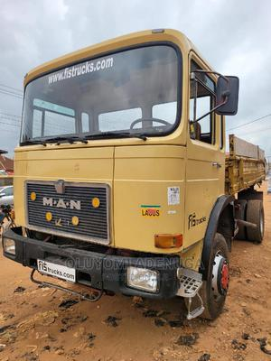 Man Diesel 17.281 Tipper. Auxiliary. 6cylinder.   Trucks & Trailers for sale in Osun State, Ife