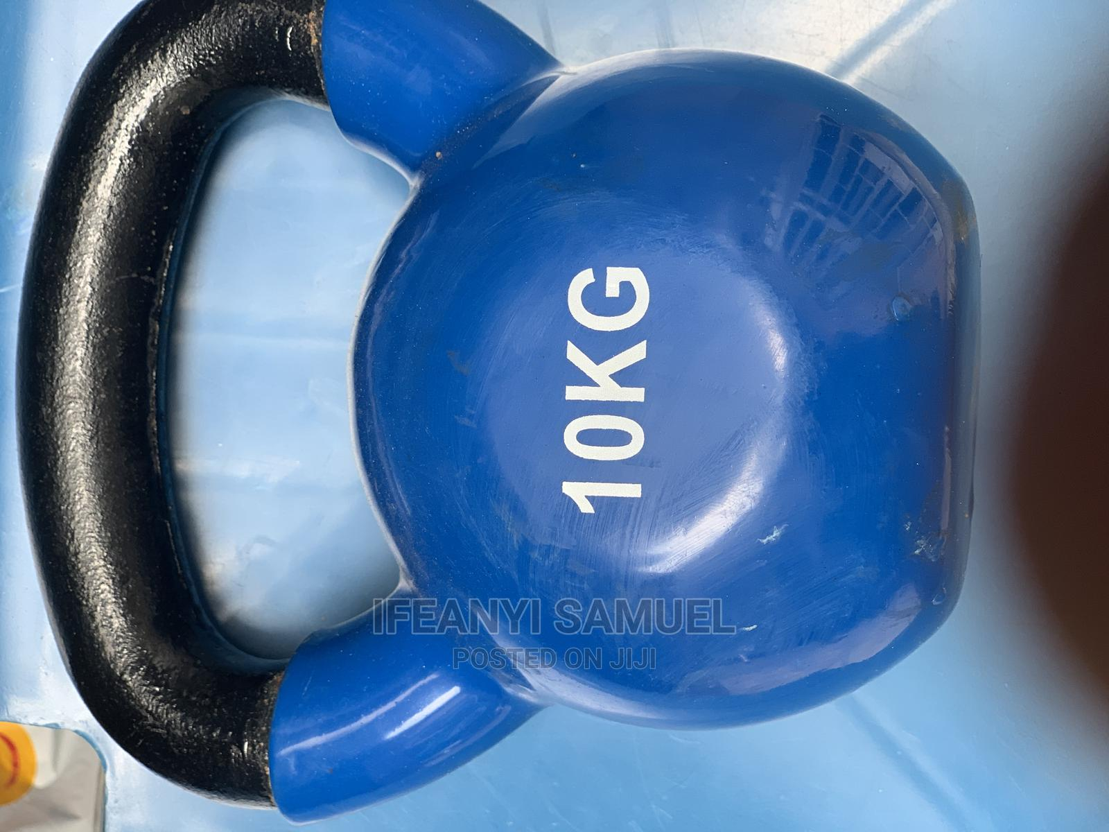Archive: Kettle Bell