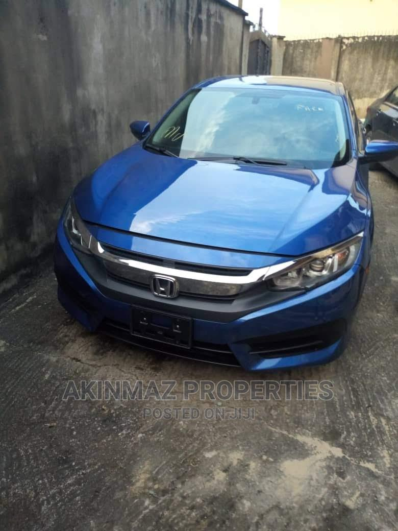 Honda Accord 2017 Blue