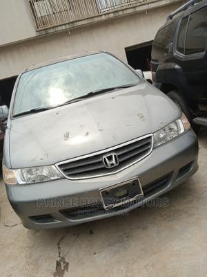 Honda Odyssey 2002 2.3 4WD Gray | Cars for sale in Lagos State, Ifako-Ijaiye