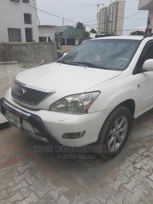 Lexus RX 2007 350 White | Cars for sale in Lagos State, Victoria Island