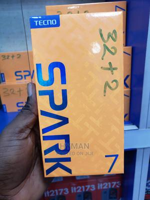 New Tecno Spark 7 32 GB | Mobile Phones for sale in Lagos State, Ikeja