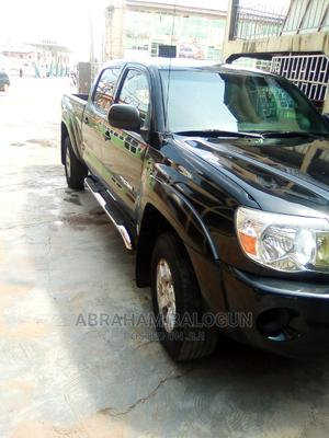 Toyota Tacoma 2008 Black | Cars for sale in Lagos State, Abule Egba