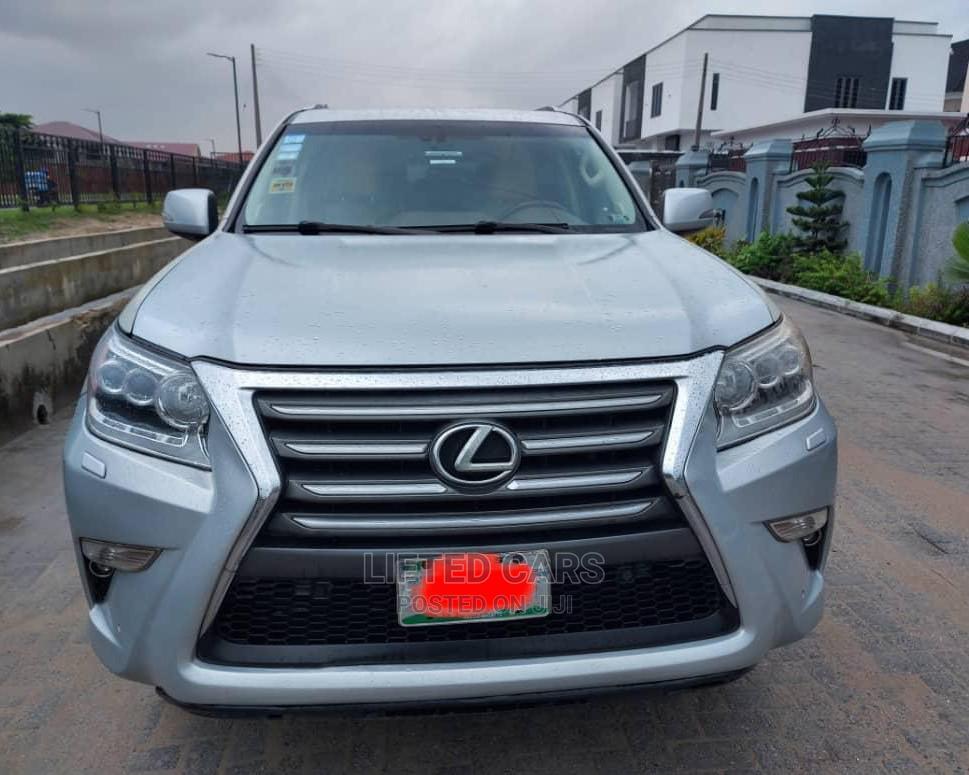 Lexus GX 2014 Silver   Cars for sale in Ikeja, Lagos State, Nigeria