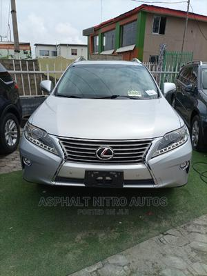Lexus RX 2015 350 FWD Silver   Cars for sale in Lagos State, Ajah