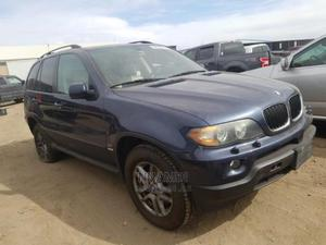 BMW X5 2005 3.0i Blue | Cars for sale in Lagos State, Ajah