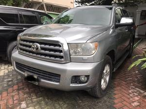 Toyota Sequoia 2009 Gray | Cars for sale in Lagos State, Lekki