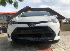 Toyota Corolla 2017 White | Cars for sale in Lagos State, Isolo