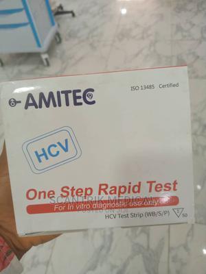 Test Kits HCV Rapid Test Kit | Medical Supplies & Equipment for sale in Rivers State, Akuku Toru