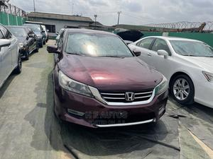 Honda Accord 2013 Red | Cars for sale in Lagos State, Ogba