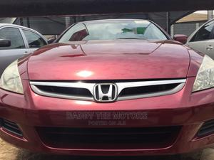New Honda Accord 2006 Coupe LX 3.0 V6 Automatic Red | Cars for sale in Lagos State, Ikeja