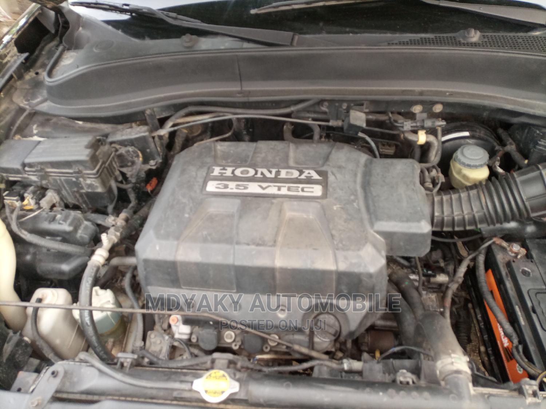 Archive: Honda Ridgeline 2006 RT Black