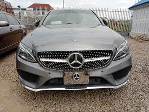 Mercedes-Benz C300 2015 Gray | Cars for sale in Lagos State, Isolo