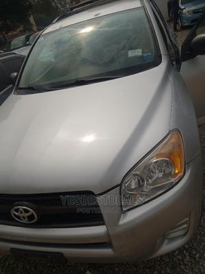 Toyota RAV4 2011 2.5 Limited 4x4 Silver   Cars for sale in Abuja (FCT) State, Garki 2