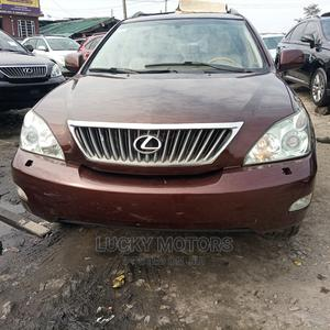 Lexus RX 2008 350 AWD Brown   Cars for sale in Lagos State, Apapa