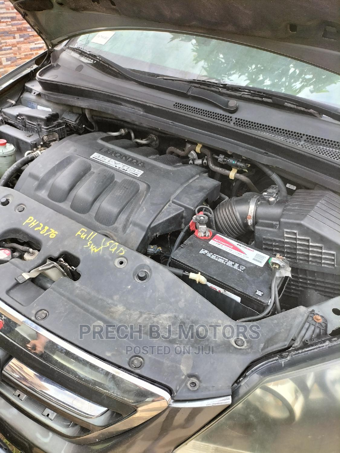 Honda Odyssey 2007 LX Gray   Cars for sale in Ogba, Lagos State, Nigeria
