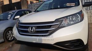 Honda CR-V 2014 White | Cars for sale in Lagos State, Ikeja