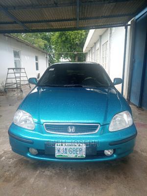 Honda Civic 1999 Green   Cars for sale in Benue State, Makurdi