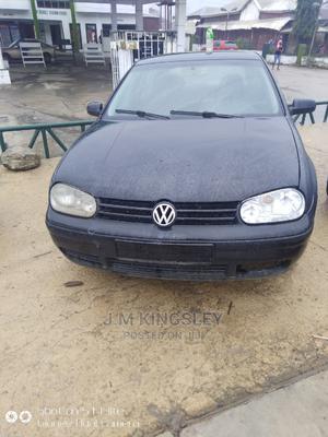 Volkswagen Golf 2002 2.0 GL 5-Door Black | Cars for sale in Rivers State, Oyigbo