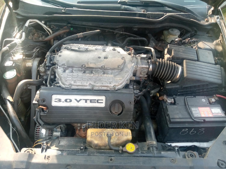 Archive: Honda Accord 2005 Sedan LX V6 Automatic Black