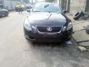 Lexus GS 2006 300 AWD Black | Cars for sale in Lagos State, Surulere