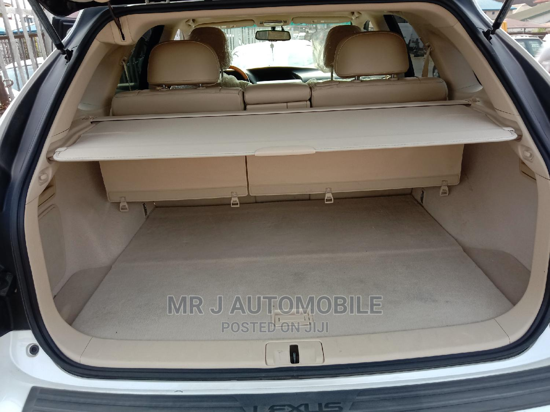 Archive: Lexus RX 2012 350 AWD White