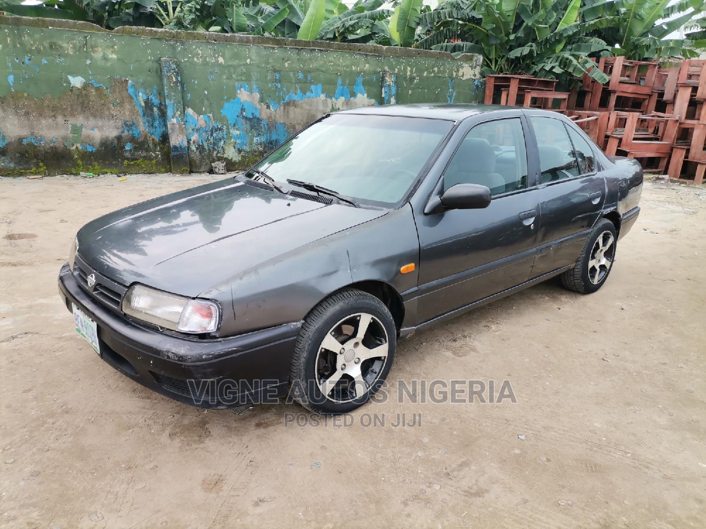 Archive: Nissan Primera 1997 Gray