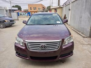 Toyota Avalon 2009 Red   Cars for sale in Lagos State, Yaba