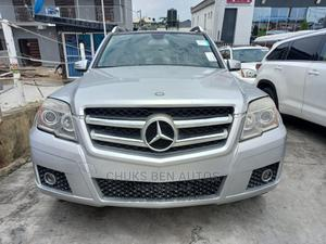Mercedes-Benz GLK-Class 2010 350 4MATIC Silver   Cars for sale in Lagos State, Ajah