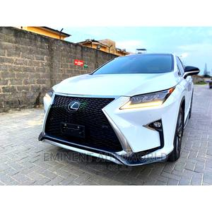 Lexus RX 2019 350  F Sport AWD White | Cars for sale in Lagos State, Lekki