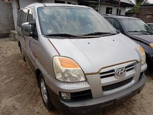 Very Sound Tokunbo Hyundai Starex 2005 Silver | Buses & Microbuses for sale in Rivers State, Port-Harcourt