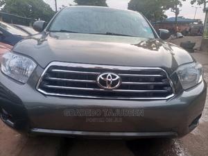 Toyota Highlander 2009 Sport Gray | Cars for sale in Lagos State, Alimosho