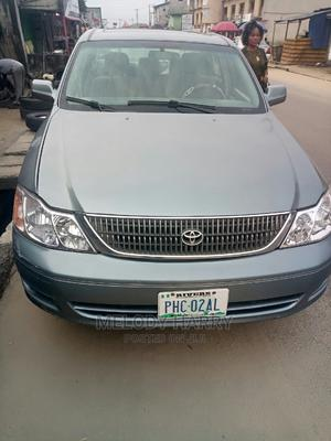 Toyota Avalon 2004 XL Gray | Cars for sale in Rivers State, Port-Harcourt