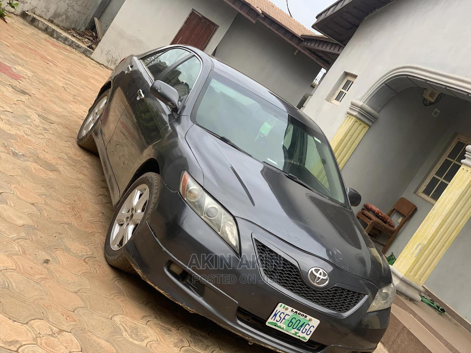 Toyota Camry 2008 2.4 SE Gray   Cars for sale in Ibadan, Oyo State, Nigeria