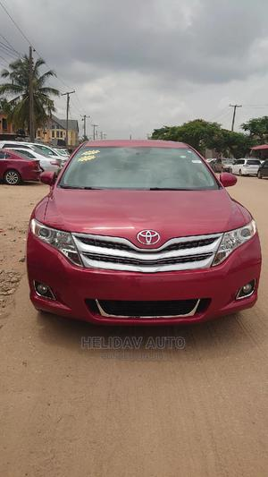 Toyota Venza 2010 AWD Red | Cars for sale in Lagos State, Alimosho