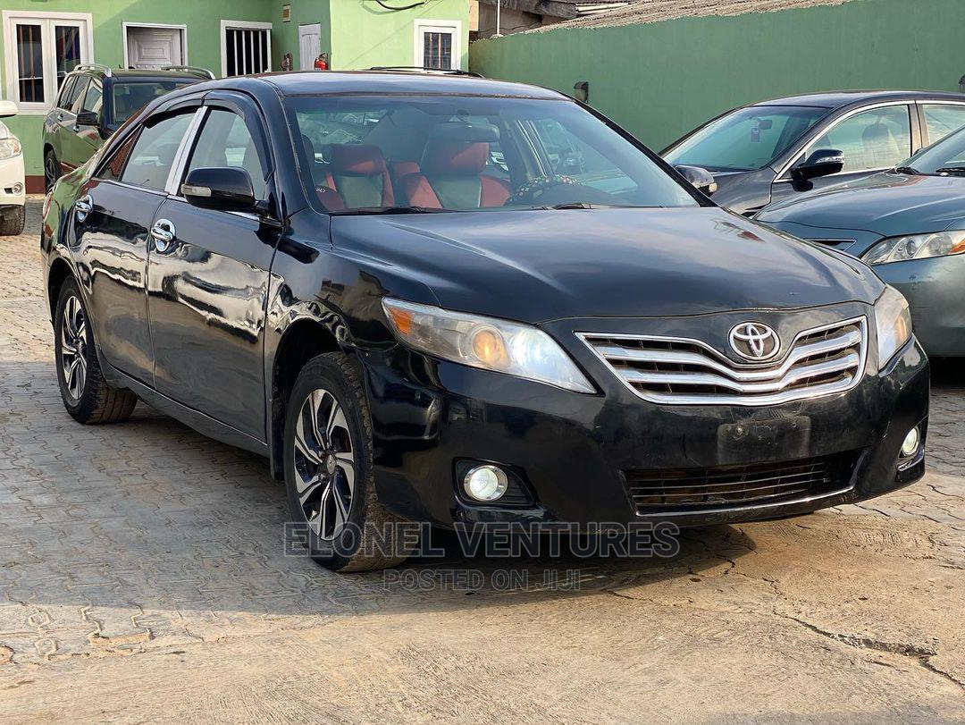 Archive: Toyota Camry 2007 Black
