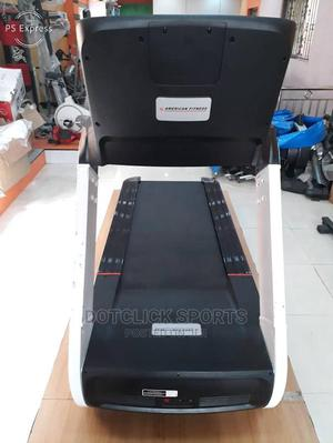 8hp Treadmill American Fitness | Sports Equipment for sale in Lagos State, Surulere