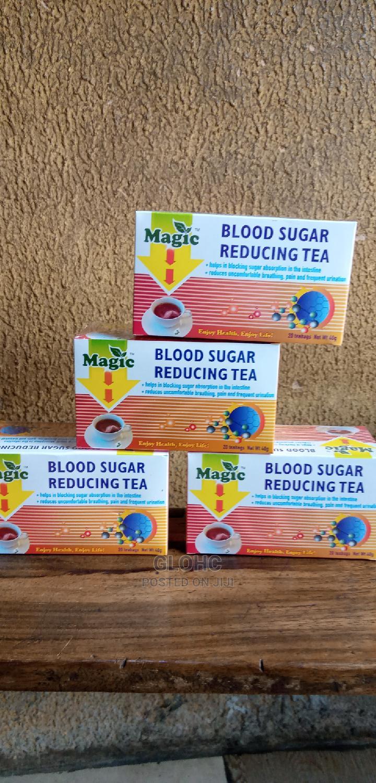 Majic Blood Sugar Reducing Tea