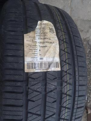 Continental Tyres 275/40r22 108Y | Vehicle Parts & Accessories for sale in Lagos State, Lagos Island (Eko)