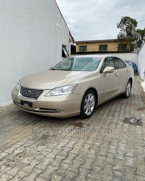 Lexus ES 2008 350 Gold | Cars for sale in Lagos State, Ikeja